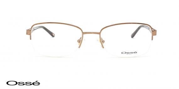 عینک طبی زیرگریف اوسه os11866 - اپتیک وحدت - عکس از زاویه روبرو
