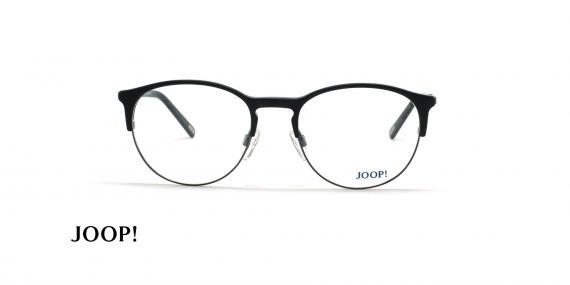 عینک طبی کلاب راند جوپ - JOOP 83233- مشکی - عکاسی وحدت - زاویه روبرو