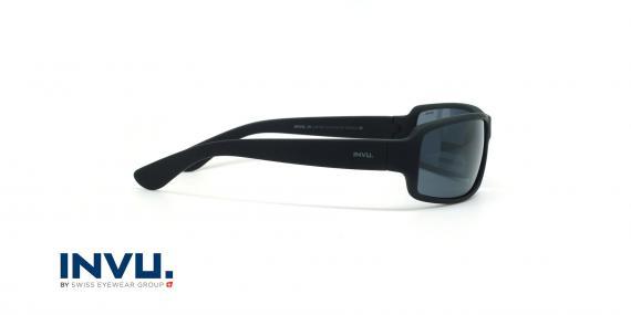 عینک آفتابی پلاریزه اینویو - Inviu  Polarized A2410 - مشکی - عکاسی وحدت - زاویه کنار