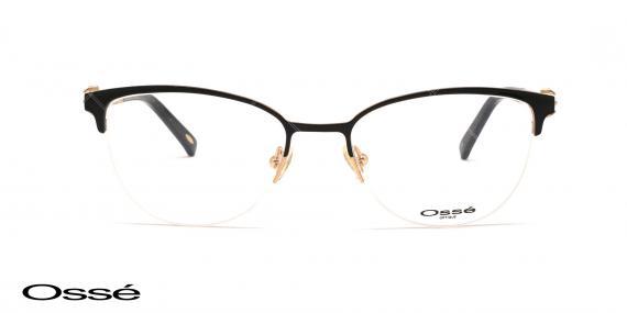 عینک طبی زیرگریف اوسه os12013 - اپتیک وحدت - عکس از زاویه روبرو