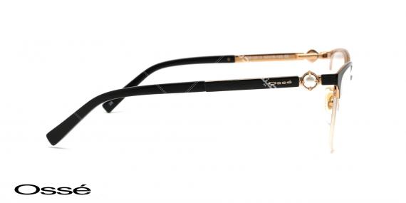 عینک طبی زیرگریف اوسه os12013 - اپتیک وحدت - عکس از زاویه کنار