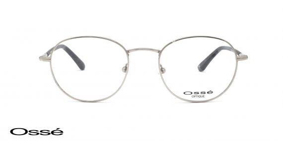 عینک طبی گرد اوسه os12005 - اپتیک وحدت - عکس از زاویه روبرو