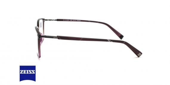 عینک طبی کائوچویی زایس  - ZAISS ZS10016 - عکاسی وحدت - عکس زاویه کنار