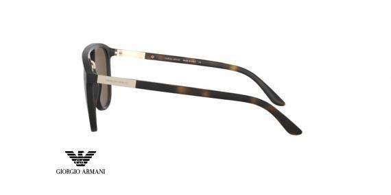 عینک آفتابی جورجیو آرمانی - GIORGIO ARMANI AR8118 - عکاسی وحدت - عکس زاویه کنار