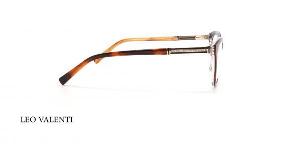 عینک گربه ای لئو ولنتی - LEO VALENTI LV433 - عکاسی وحدت - عکس زاویه کنار