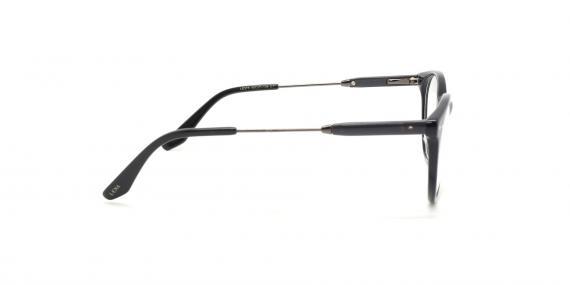 عینک طبی لنا - LENA LE375 - عکاسی وحدت - رنگ مشکی - عکس زاویه سه رخ -