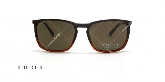 عینک آفتابی اوگا - OGA 10033O - عکاسی وحدت - عکس زاویه روبرو