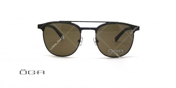 عینک آفتابی اوگا - OGA 10078O - عکاسی وحدت - عکس زاویه روبرو