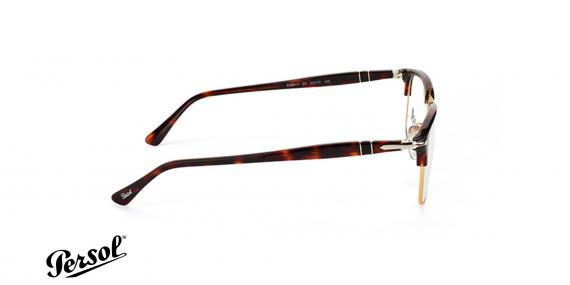عینک طبی ام فورد - TOM FORD TF5527 - عکاسی وحدت - عکس از زاویه سه رخ