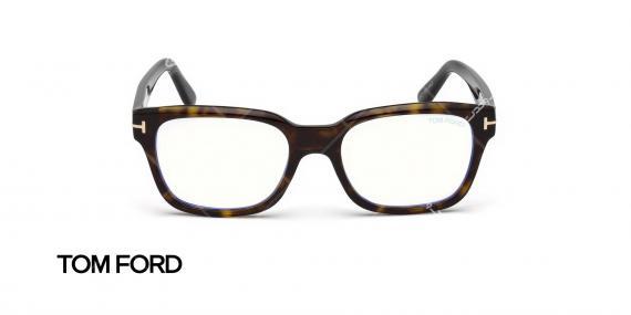 عینک طبی ام فورد - TOM FORD TF5535B - عکاسی وحدت - عکس زاویه  روبرو