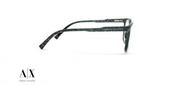 عینک طبی آرمانی اکسچنج  - ARMANI EXCHANGE AX3044- عکاسی وحدت - عکس زاویه کنار