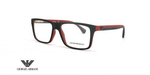 عینک طبی امپریو آرمانی - EMPORIO ARMANI EA3034- عکاسی وحدت - عکس زاویه سه رخ