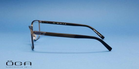 عینک طبی اگا از گروه مورل - عکاسی وحدت - زاویه بغل - 10039O