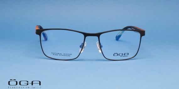 عینک طبی اوگا مدل 10044 - عکس از زاویه روبرو
