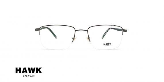 عینک طبی هاوک - HAWK HW7200 - عکاسی وحدت - زاویه روبرو