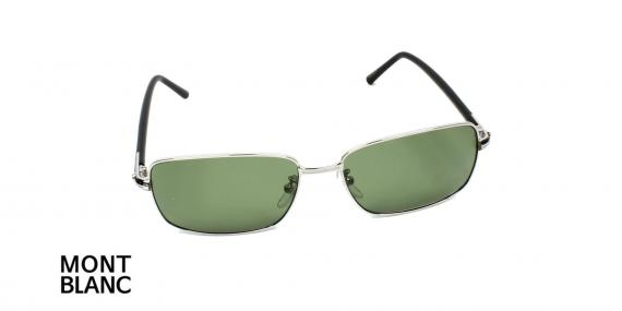 عینک آفتابی  مونت بلانک-MONTBLANC B503-16RM - اپتیک وحدت - عکس زاویه روبرو