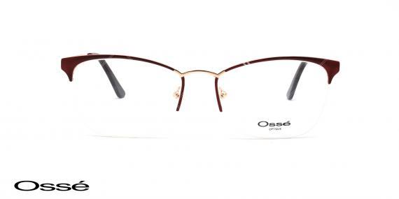 عینک طبی زیرگریف اوسه os11902 - وحدت اپتیک - عکس از زاویه روبرو