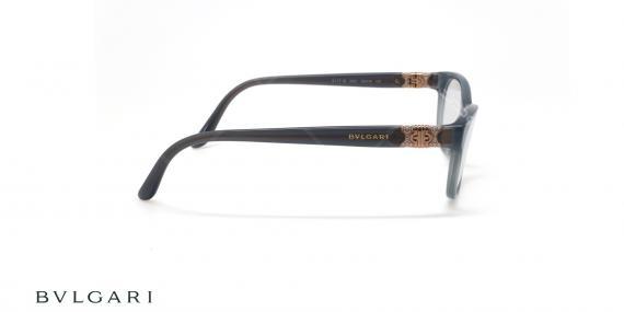 عینک طبی بولگاری - Bvlgari BVL4117B - عکاسی وحدت - عکس زاویه کنار