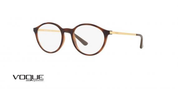عینک گرد کائوچویی وگ - VOGUE VO5223 - عکاسی وحدت - عکس زاویه سه رخ