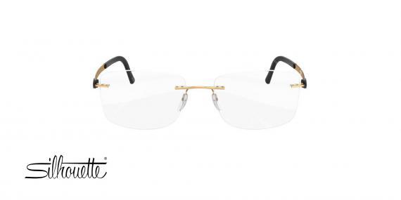 عینک طبی گریف سیلوئت - Silhouette 5450 - عکاسی وحدت- عکس زاویه روبرو