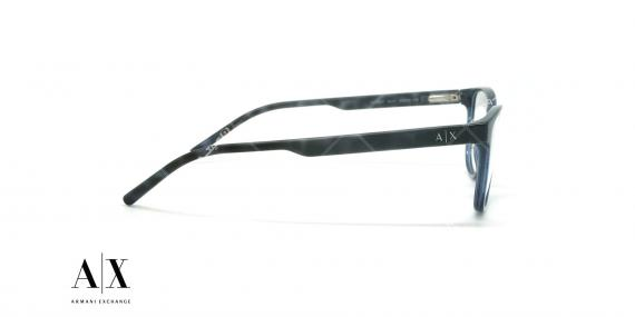 عینک طبی آرمانی اکسچنج - ARMANI EXCHANGE AX3047 - عکاسی وحدت - عکس زاویه کنار