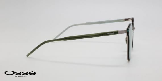 عینک آفتابی اوسه مدل OS2618 با کد رنگ 01 زاویه کنار - عکاسی شده توسط اپتیک وحدت