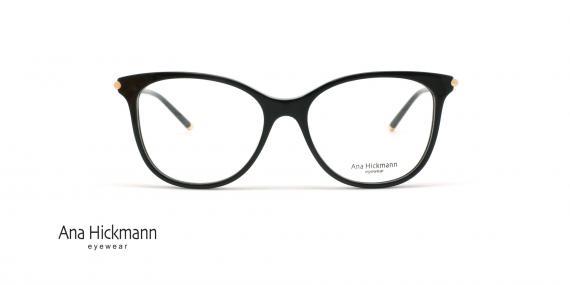 عینک طبی کائوچویی گربه ای آناهیکمن - ANA HICKMANN AH6311 - عکاسی وحدت - عکس زاویه روبرو