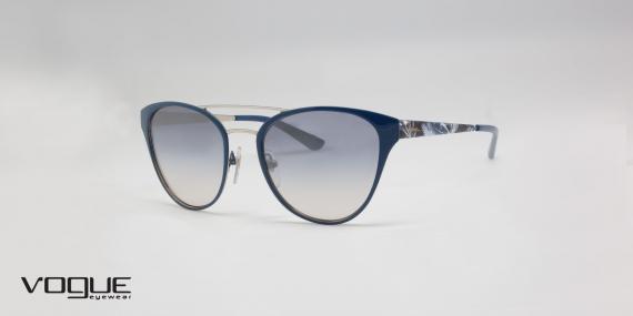 عینک آفتابی وگ مدل VO 4078-S با کد رنگ 50707B زاویه راست - عکاسی شده توسط اپتیک وحدت