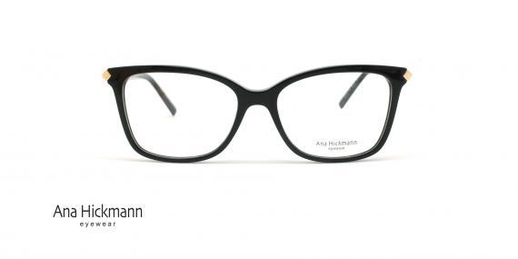 عینک طبی کائوچویی گربه ای آناهیکمن - ANA HICKMANN AH6322 - عکاسی وحدت - عکس زاویه روبرو
