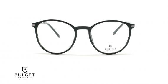 عینک طبی گرد بولگت - BULGET BG4091 - عکاسی وحدت - عکس زاویه روبرو