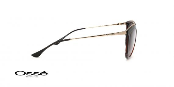 عینک آفتابی گربه ای دوپل اوسه - Osse OS 2268 - عکاسی وحدت - عکس زاویه کنار