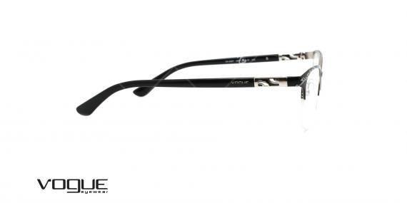 عینک طبی زیرگریف وگ - VOGUE VO4067  - عکاسی وحدت - عکس زاویه کنار