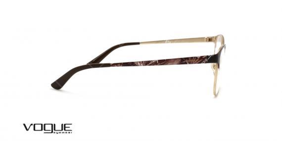 عینک طبی زنانه وگ - VOGUE VO4072 - عکاسی وحدت - عکس زاویه کنار