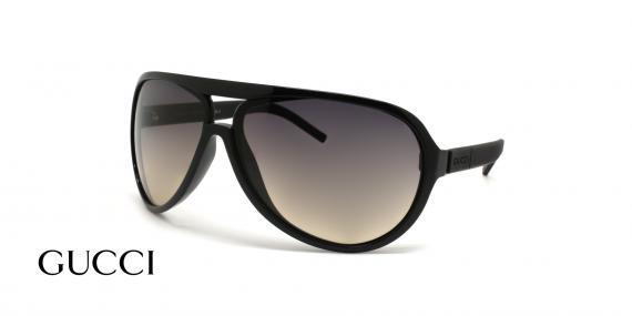 عینک آفتابی گوچی - GUCCI GG1639/S - عکاسی وحدت - عکس زاویه سه رخ