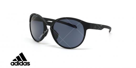 عینک آفتابی آدیداس - ADIDAS AD3175 - فریم مشکی و عدسی مشکی - عکاسی وحدت - عکس زاویه سه رخ