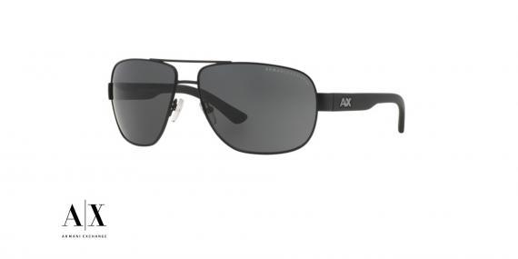 عینک آفتابی آرمانی اکس چنج - ARMANI EXGHANGE AX2012S - عکاسی وحدت - عکس زاویه سه رخ
