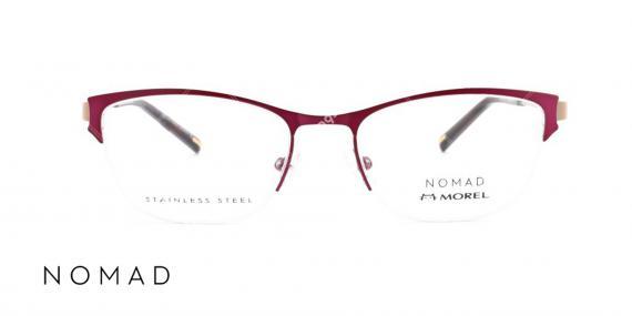 عینک طبی نوماد NOMAD - اپتیک وحدت- عکس از زاویه روبرو