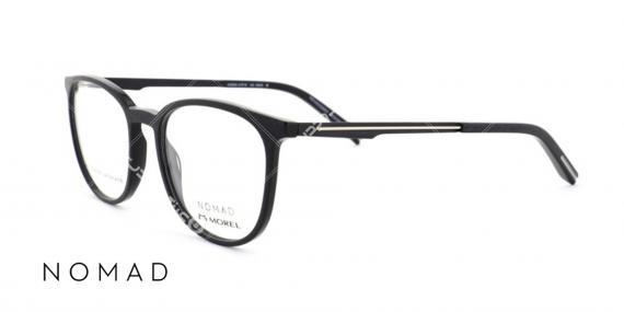 عینک طبی نوماد NOMAD - اپتیک وحدت- عکس از زاویه سه رخ