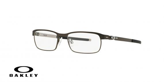 عینک طبی اوکلی - خاکستری - ویژه فروش آنلاین - زاویه سه رخ