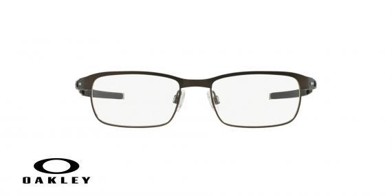 عینک طبی اوکلی - خاکستری - ویژه فروش آنلاین - زاویه رو به رو