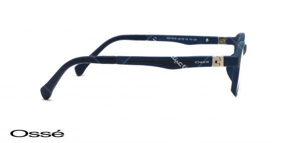 عینک طبی کائوچویی اوسه  - اپتیک وحدت - عکس از زاویه کنار