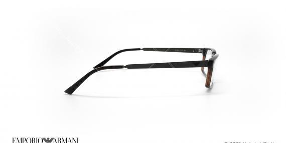 عینک طبی مستطیلی امپریو آرمانی - Emporio Armani EA9781 - قهوه ای  - عکاسی وحدت - زاویه کنار