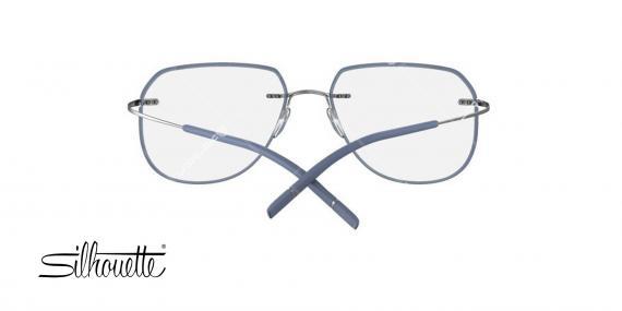 عینک طبی سیلوئت - Silhouette 5518FY- عکاسی وحدت - عکس زاویه پشت