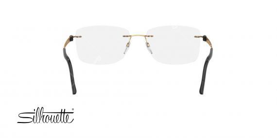 عینک طبی گریف سیلوئت - Silhouette 5450 - عکاسی وحدت- عکس زاویه پشت