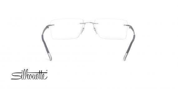 عینک طبی روکش طلا گریف سیلوئت - Silhouette 5528GN - عکاسیوحدت - عکس زاویه پشت