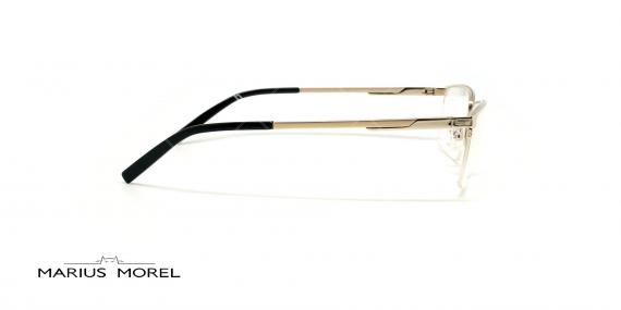 عینک طبی زیرگریف مورل - MARIUS MOREL 50014M -طلایی - عکاسی وحدت - زاویه کنار