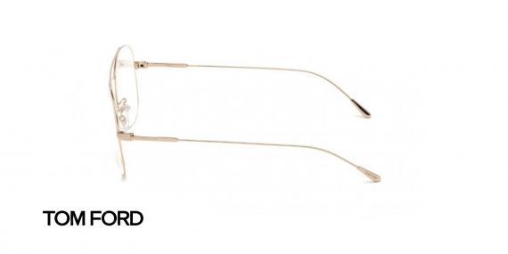 عینک طبی تام فورد - TOM FORD TF5531 - عکس زاویه کنار