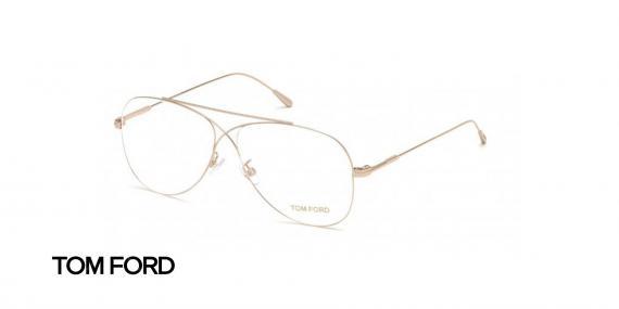 عینک طبی تام فورد - TOM FORD TF5531 - عکس زاویه سه رخ