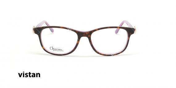 عینک طبی کائوچویی ویستان VISTAN 6264 - قهوه ای هاوانا - عکاسی وحدت - زاویه روبروعینک طبی کائوچویی ویستان VISTAN 6264 - قهوه ای هاوانا - عکاسی وحدت - زاویه سه رخ