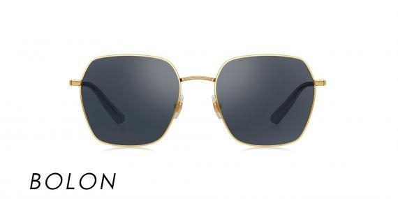 عینک آفتابی چند ضلعی بولون - BOLON BL7087 - اپتیک وحدت - عکس زاویه روبرو